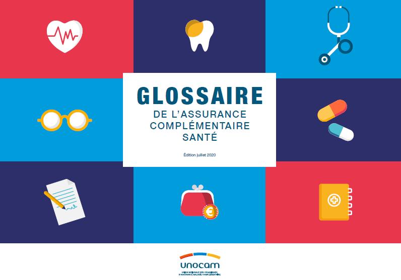 glossaire de l'assurance complémentaire santé